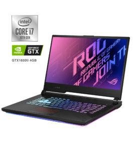 ASUS ROG STRIX Core i7 10750H 8GB SSD240 GTX1650ti 15,6″FHD