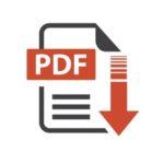 icon descarga PDF