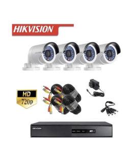 Kit Seguridad Hikvision 4×4