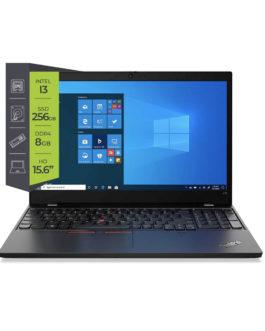 LENOVO Thinkpad Core i3 10110U 8RAM 256SSD  15.6″ HD