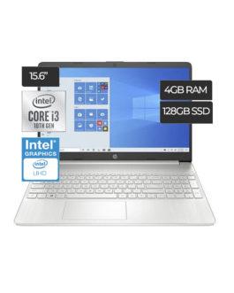 HP Core i3 1005G1 4GB 128SSD 15.6″ HD