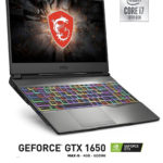 MSI LEOPARD I7 10750 8GB  SSD250GB WIN10  15.6″ FHD