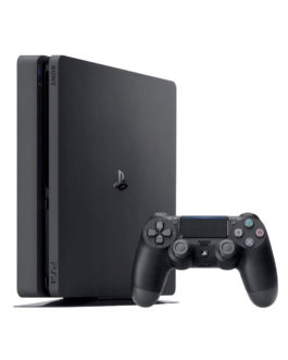Sony PlayStation 4 1TB 2021 jet black