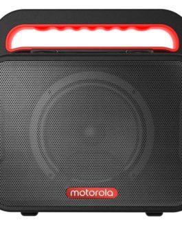Parlante Inalámbrico Motorola Maxx 810 + Micrófono, Karaoke
